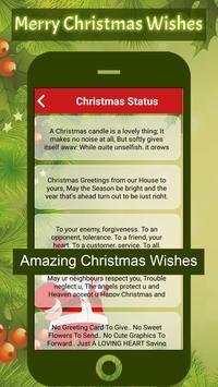 Merry Christmas Wishes ~ Greetings screenshot 2