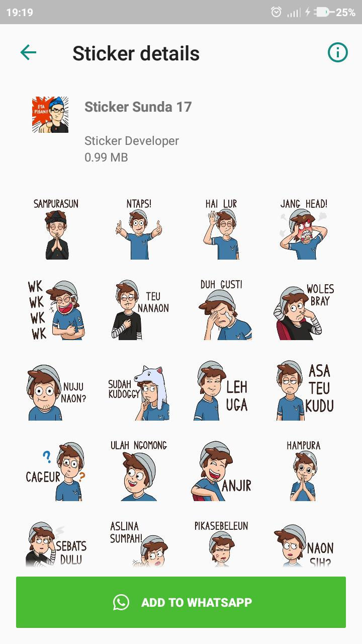 Stickers Sunda Wastickerapps For Android Apk Download