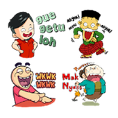 Stickere Wong Jawa Sticker Wa For Wastickersapp For Android