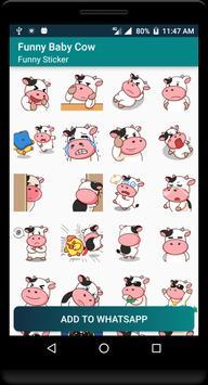 Funny Sticker скриншот 9