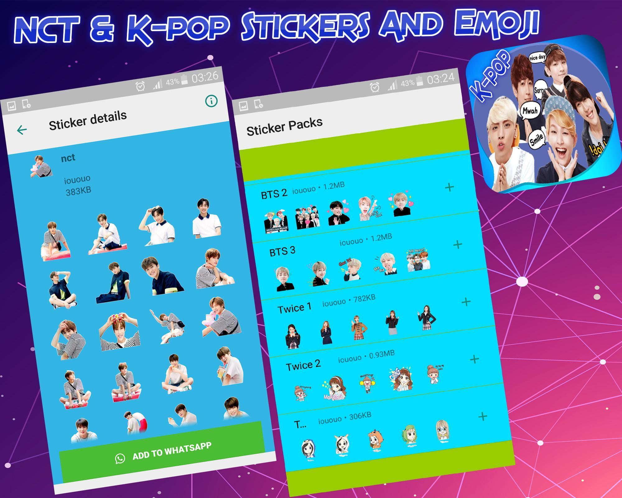 Kpop Stickers For Whatsapp Pro 2019 for Android - APK Download