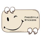 FreeStyle Stickers icon