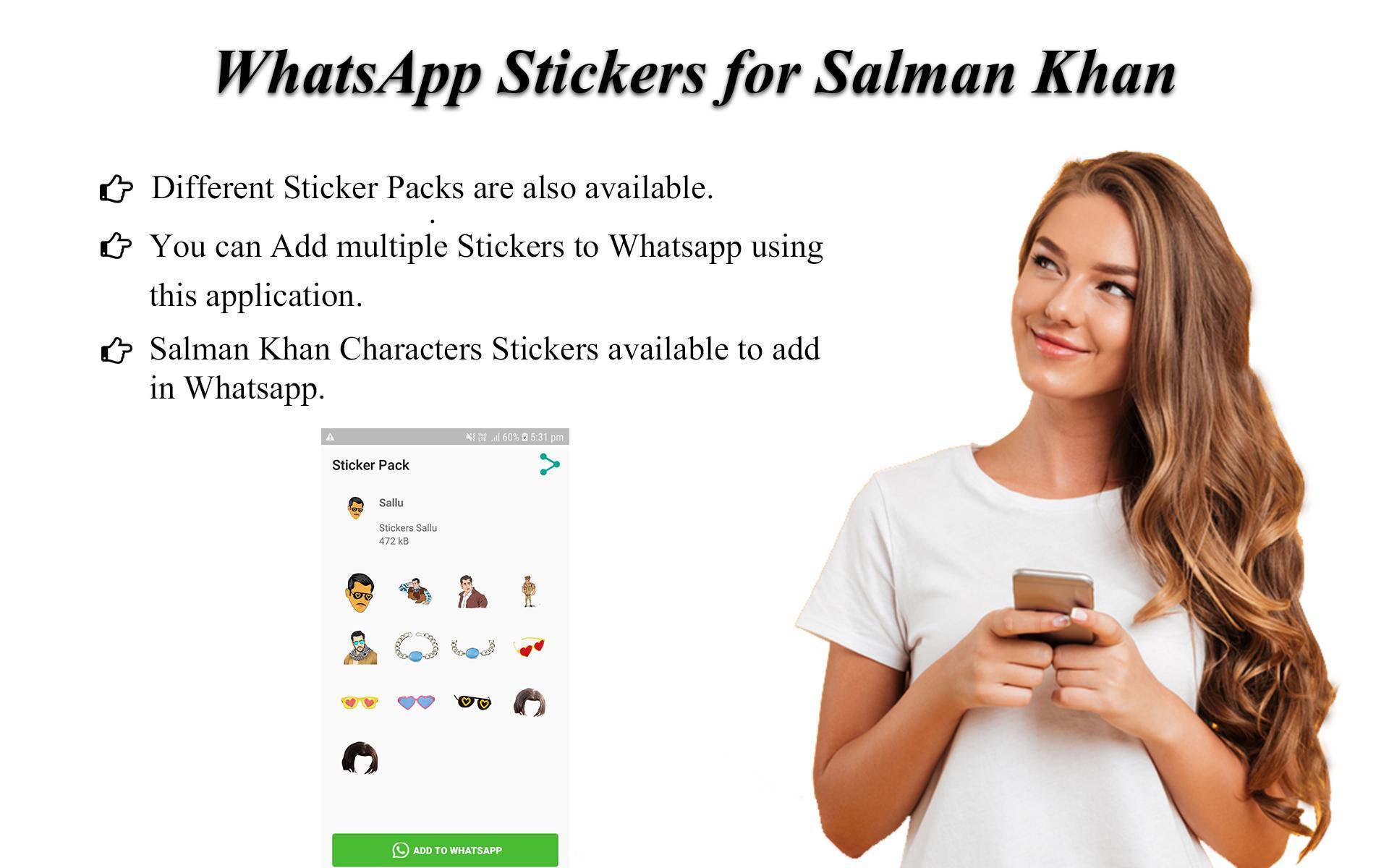 salman khan whatsapp