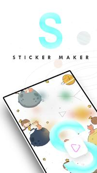 Sticker maker:Stickers for WhatsApp-WAStickerApps screenshot 1