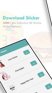 Sticker maker:Stickers for WhatsApp-WAStickerApps screenshot 4