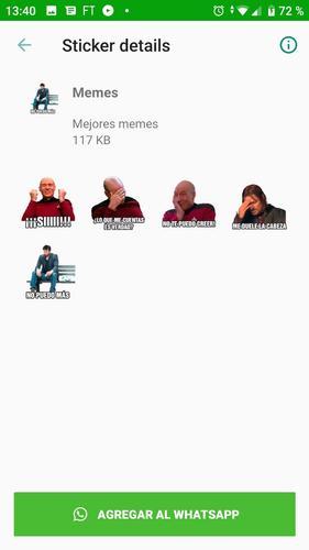 Memes Con Frases Stickers En Espanol Para Whatsapp Apk 4 3 Download For Android Download Memes Con Frases Stickers En Espanol Para Whatsapp Apk Latest Version Apkfab Com