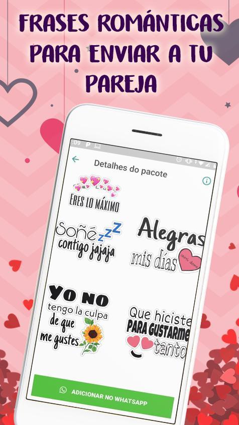 Stickers De Amor Y Piropos Para Whatsapp для андроид