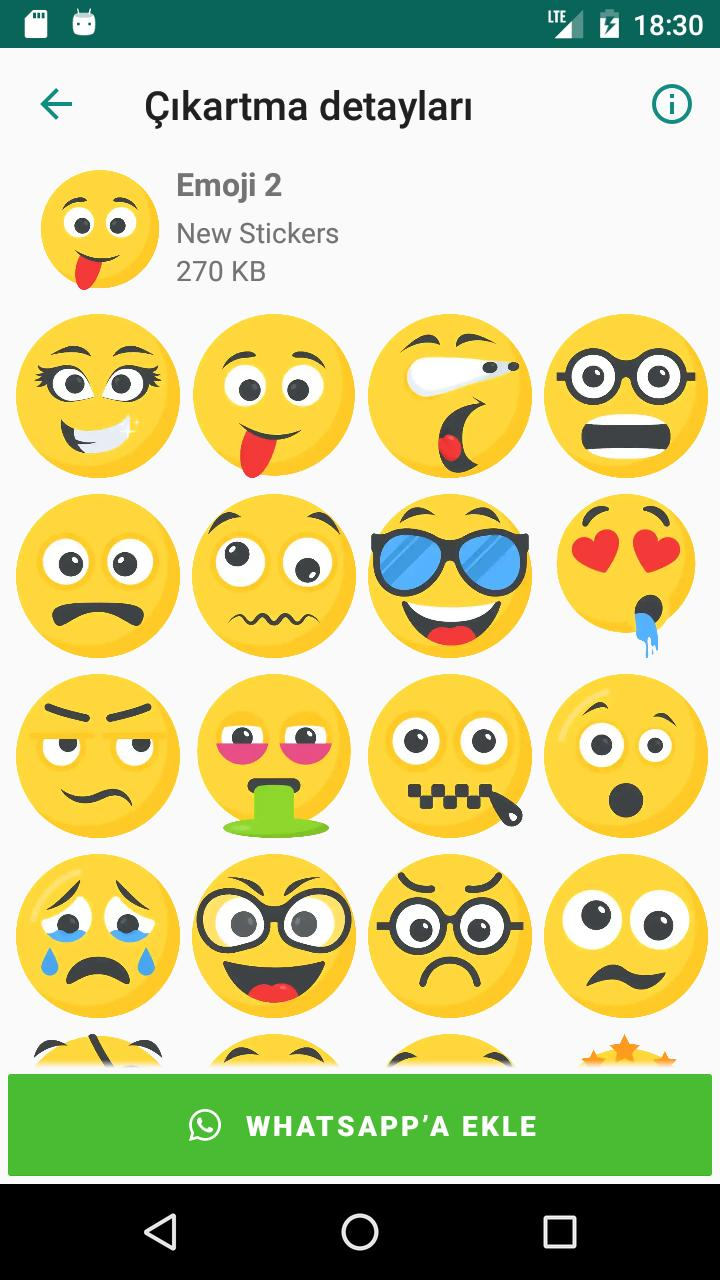 In whatsapp smiley How To