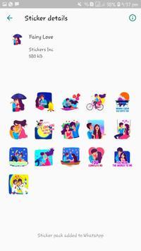 Love Stickers For WhatsApp screenshot 1