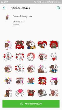 Love Stickers For WhatsApp screenshot 4
