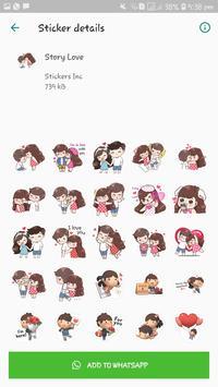 Love Stickers For WhatsApp screenshot 5