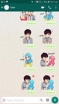 Love Stickers For WhatsApp screenshot 6