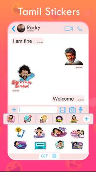 New Tamil Stickers for Whatsapp screenshot 2