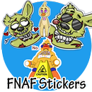 WAStickers - Fnaf Stickers APK Android