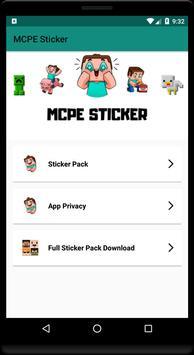 Sticker for mcpe screenshot 2
