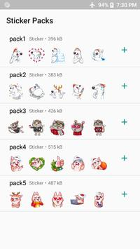 WAStickerApps - Cat & Dog Stickers poster