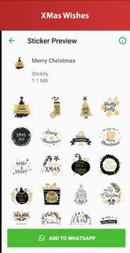 Christmas Stickers for WhatsApp screenshot 3