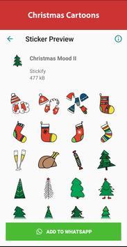 Christmas Stickers for WhatsApp screenshot 5