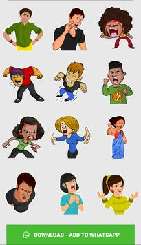 Stickers For WhatsApp - Third Party WAStickerApps screenshot 6