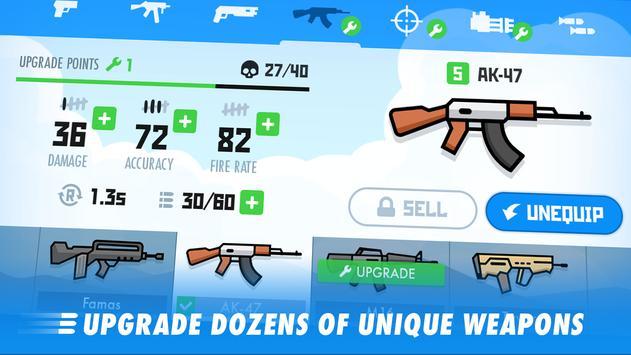 Stick Combats: Multiplayer Stickman Battle Shooter screenshot 17