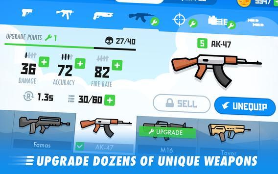 Stick Combats: Multiplayer Stickman Battle Shooter screenshot 11