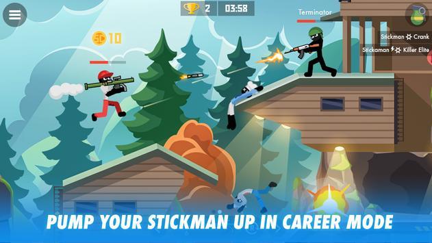 Stick Combats: Multiplayer Stickman Battle Shooter screenshot 13