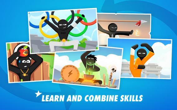 Stick Combats: Multiplayer Stickman Battle Shooter screenshot 9