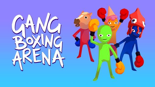Gang Boxing Arena: Stickman 3D Fight screenshot 13
