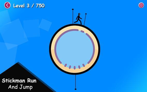 Stickman Circle Swing screenshot 4