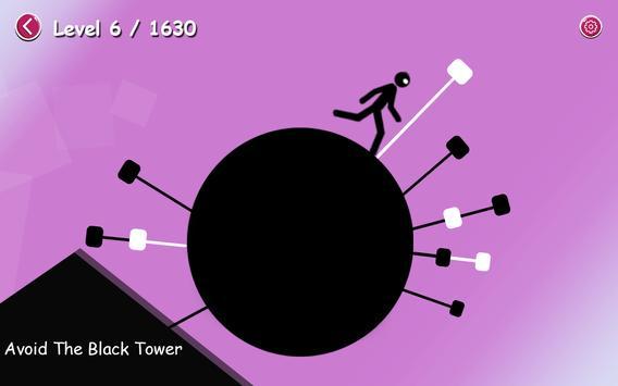Stickman Circle Swing screenshot 5