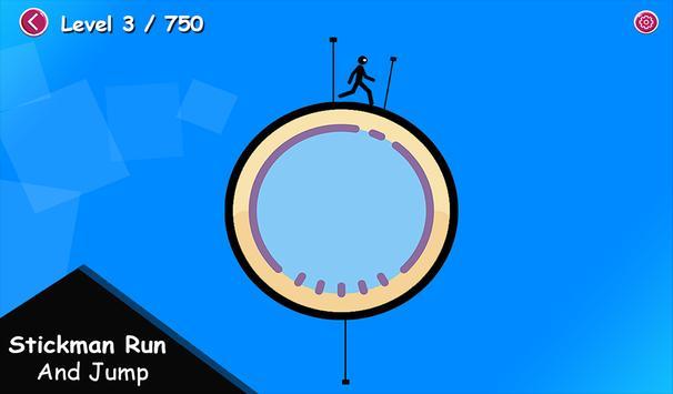 Stickman Circle Swing screenshot 8