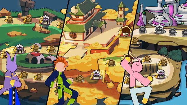 Stickman Dragon Fight screenshot 5