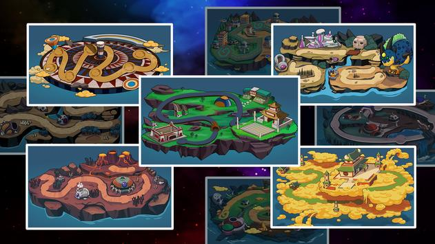 Stickman Dragon Fight screenshot 7