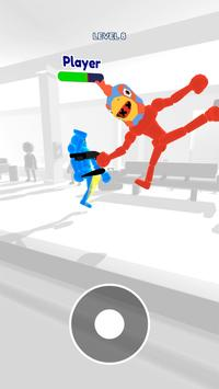 Stickman Boneco Lutador imagem de tela 1