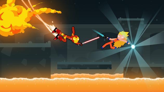 Stickman Dragon Fight - Supreme Stickman Warriors screenshot 21