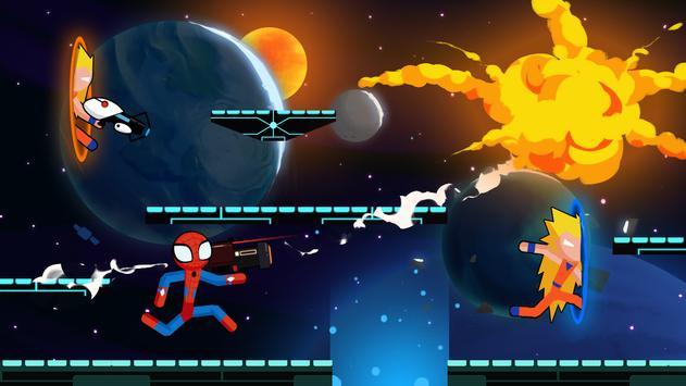 Stickman Dragon Fight - Supreme Stickman Warriors screenshot 3