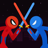 Spider Stickman Fighting - Supreme Warriors-icoon