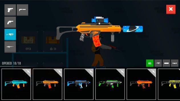 Stickman Battles: Online Shooter screenshot 16