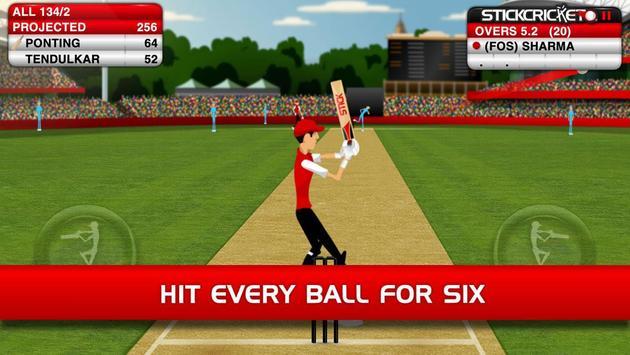 Stick Cricket