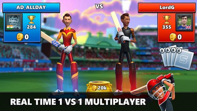 Stick Cricket Live screenshot 1