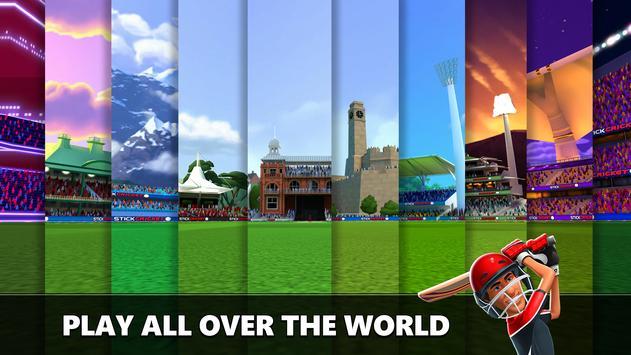 Stick Cricket Live screenshot 5