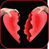 Breakup Stickers icon