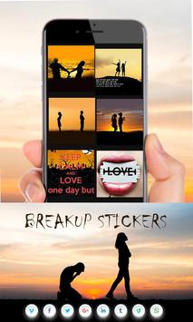 Breakup Stickers screenshot 3