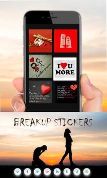 Breakup Stickers screenshot 6