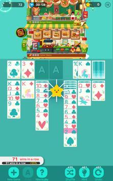 卡牌烹饪塔 - 顶级纸牌游戏 截图 5