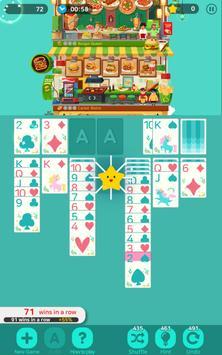 卡牌烹饪塔 - 顶级纸牌游戏 截图 6