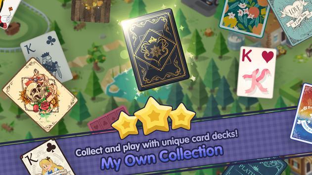 Solitaire Farm Village - Card Collection screenshot 6