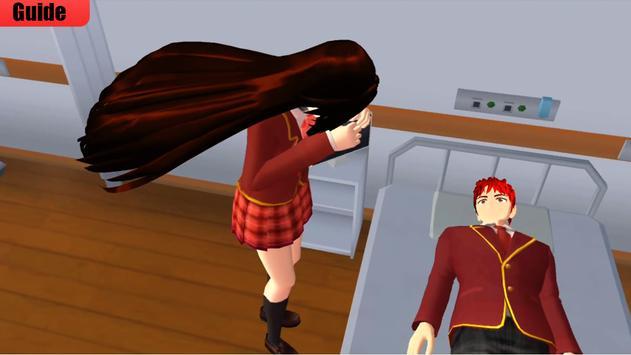Walkthrough for SAKURA school simulator Guide 2020 screenshot 3