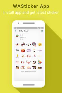Festival Whatsap Sticker for all festival screenshot 4