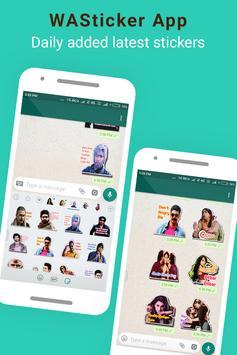 Bollywood Sticker For Whatsapp's screenshot 2